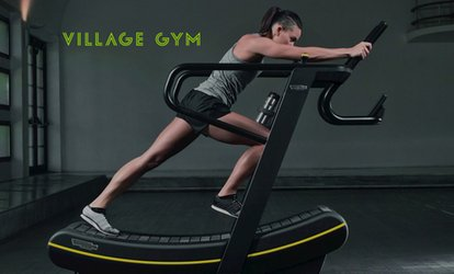 image for Ten Gym, Swim and Fitness Passes, Choice of 28 Locations from Village Gyms (Up to 81% Off)