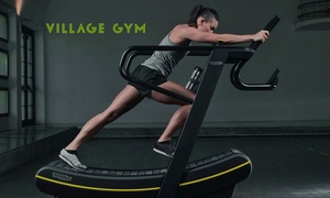 Village Gyms: Ten Gym, Swim and Fitness Passes, Choice of 28 Locations from Village Gyms (Up to 83% Off)