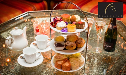 Premium Champagne Afternoon Tea £26.50