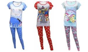 Pyjama Disney pour femme