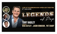 Legends of Pop on 6 August, Scarborough Open Air Theatre (Up to 50% Off)
