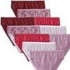 Just My Size Tagless Hi-Cut Panties (10-Pack)