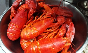 Seafood or Lobster at Sea Bar (Up to 56% Off). Two Options Available.