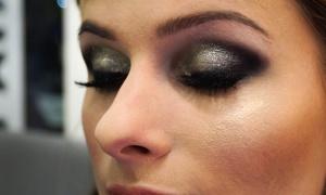 Salon Urody So Pretty: Makijaż wieczorowy (69,99 zł) lub ślubny (79,99 zł) i więcej opcji w Salonie Urody So Pretty