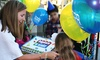 Bricks 4 Kidz - Rogers: Deluxe or Premiere Birthday Party for Up to 12 Kids at Bricks 4 Kidz (39% Off)