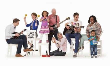 Familiefotoshoot van 60 minuten voor max. 35 personen bij Stephan Jansen Fotografen