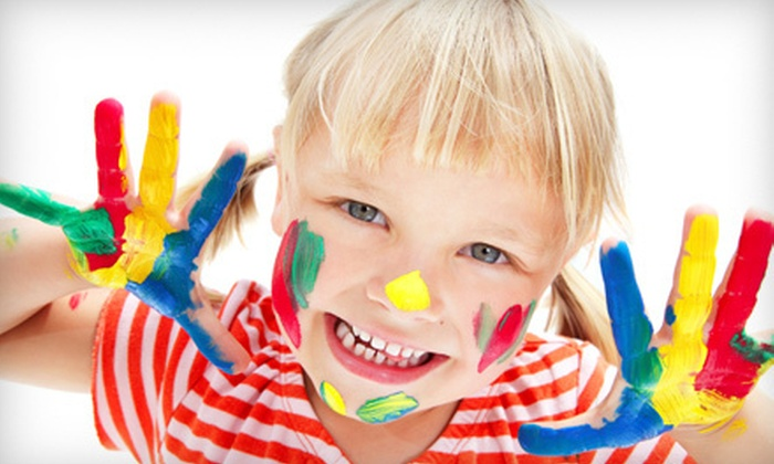Artmart - Brentwood: $7 for One-Hour Kid's Fine Art Workshop or Preschool Picasso Class at Artmart ($15 Value)