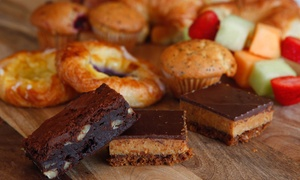 CNI Catering: Morning/Afternoon Tea Catering Package for 10 ($75), 20 ($149) or 30 People ($225) with CNI Catering (Up to $450 Value)