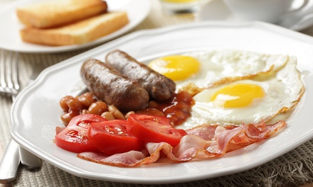 Breakfast for Two or Four at The Waterford Arms (Up to 50% Off)
