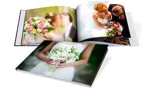 Uniko: Photobook Casamento com 46 páginas com a Uniko