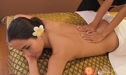 $39 for OneHour Thai or Swedish Massage at Be Fine Thai Massage Up to $70 Value