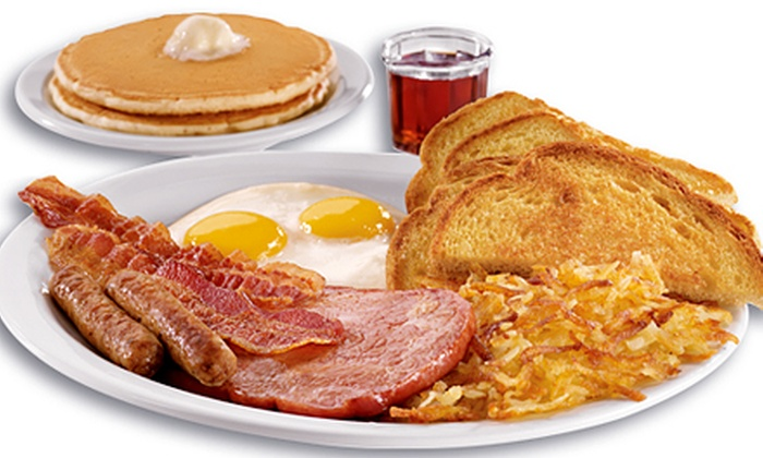 Denny's - Otsego: One or Three Groupons, Each Good for $20 Worth of Diner Food at Denny's (Up to Half Off)