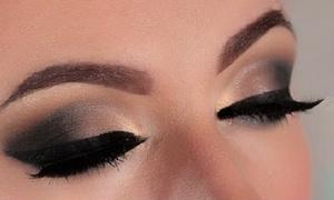 Pochoir eyeliner