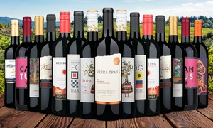 Red Wine Packages for Spring