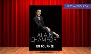 Nuits d'artistes: 1 place pour le concert d'Alain Chamfort le samedi 1er avril 2017 à 20h30, à 29 € à Peronne à L'Espace Mac Orlan