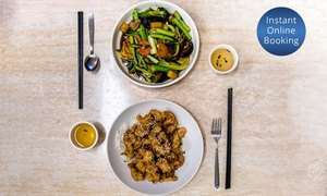 Good One Barbecue Restaurant: 3-Course Chinese Meal + Tea for 2 ($35), 4 ($55) or 6 People ($89) at Good One Barbecue Restaurant (Up to $196.80 Value)