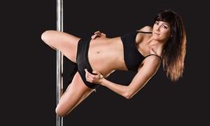 Divas and Dolls Fitness, LLC: Three or Five Pole-Dance Fitness Classes at Divas and Dolls Fitness, LLC (Up to 52% Off)