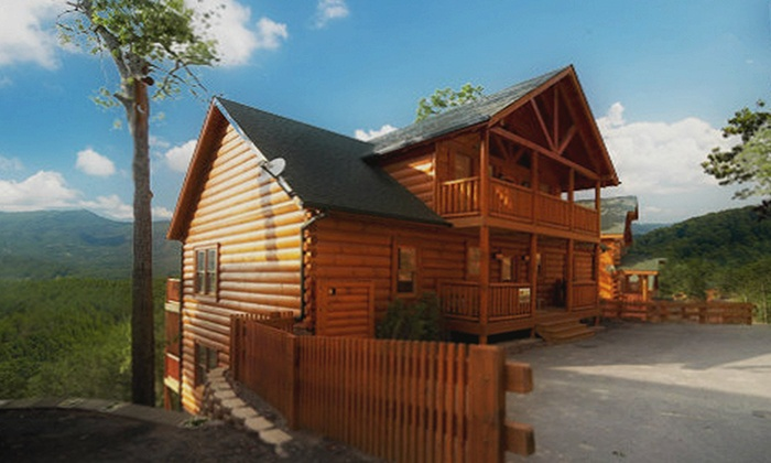 Cabins near Great Smoky Mountains National Park