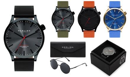 Kit occhiali e orologi