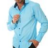 Bespoke Men's Long Sleeve Button-Down Shirts