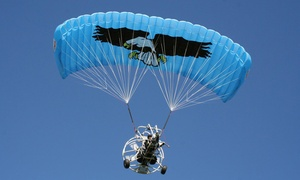Why Fly Inc.: 15-Minute Powered Parachute Flight for One or Two from Why Fly Inc. (50% Off)