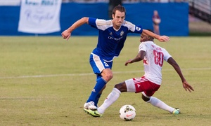 Charlotte Independence vs. FC Cincinnati: The Queen City Cup Challenge: Charlotte Independence Match on June 4, 10, or 18 at 7 p.m.