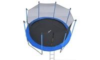Trampolines Jump4fun, couleur et taille au choix dès 149,90€ (jusqu'à 67% de réduction)