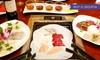 """SJ Thaï - Créteil: Menu """"Barbecue"""" avec entrée, plat et dessert pour 1 personne à 24 € au restaurant SJ Thaï"""