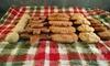 La Vida Cocoa - IN-STORE PICKUP: Box of 25 Assorted Gluten-Free Vegan Cookies at La Vida Cocoa