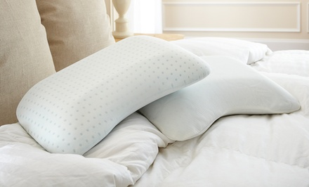 1 or 2 PuraSleep Ventiluxe Back and Side Sleeper Pillows from $49.99–$79.99