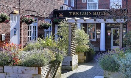 Best Western The Lion Hotel