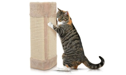 Corner Wall Sisal Cat Scratcher