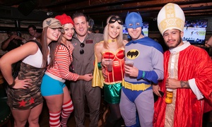 St. Louis Halloween Trolley Bar Crawl: Halloween Trolley or Bus Bar Crawl for One, Two, or Four on October 30 or 31 at 8 p.m.