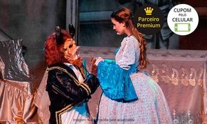 ER Arte Produções Artisticas: A Bela e Fera – Teatro Fernando Torres: 1 ingresso