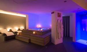 Serius Hotel Spa & Beauty: Spa di coppia e pacchetti benessere con pressoterapia, manicure e ultrasuoni corpo al Serius Hotel Spa & Beauty