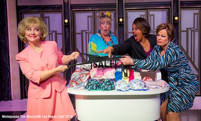 """Menopause The Musical"" (June 4–27)"