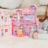 Disney Princess Little Kingdom Play 'n' Carry Castle Play Set