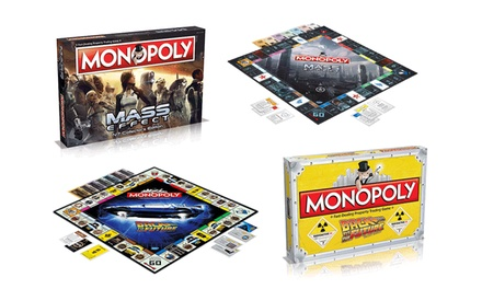 $25 for a Monopoly Board Games (Don't Pay up to $70)