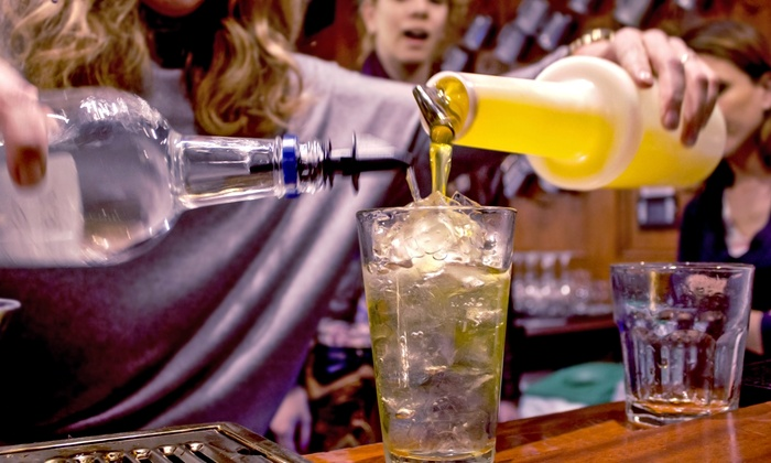 Harvard Bartending Course - Harvard Square: All-Day TIPS Training and Art of Mixology Course for One or Two from Harvard Bartending Course (50% Off)