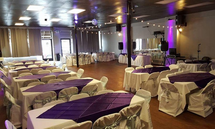 29th St Event Center - North Denver: $899 for $999 Worth of Services — 29th St Event Center