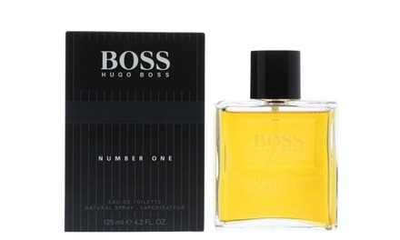 Hugo Boss Boss Number One 125ml Eau de Toilette for Men