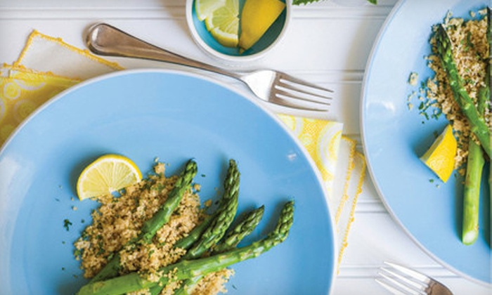 The Fresh 20: Classic, Vegetarian, or Gluten-Free Meal Planning from The Fresh 20 (Up to 63% Off). Three Options Available.