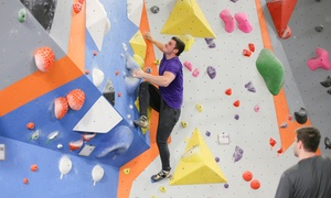 Up to 50% Off Indoor Climbing at Central Rock Gym Syracuse at Central Rock Gym Syracuse, plus 6.0% Cash Back from Ebates.