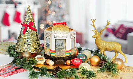 Yankee Candle Melt Warmer Gift Set, 2016 Christmas Collection from £21.98 With Free Delivery