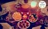 Le Swiss - Gramado: Sequência de fondue completa, no Le Swiss - Gramado