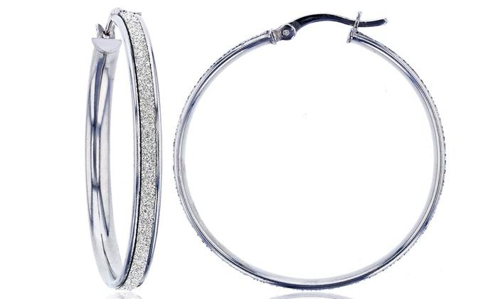 Sterling Silver Craft Glitter (fine flake.015)- 3/4 oz Jar