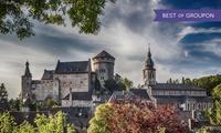 Mittelalterliches 4-Gänge-Rittermahl für 1, 2, 4 oder 6 Personen auf der Burg Stolberg (bis zu 28% sparen*)