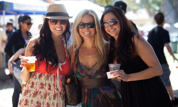 California Beer Festival - Stafford Lake: California Beer Festival for One or Two (Up to 50% Value)