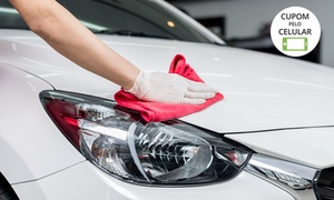 Boutique Automotiva: Ecolavagem + cera (opção com higienização de A/C,  limpeza de bancos e mais) na Boutique Automotiva - Águas Claras