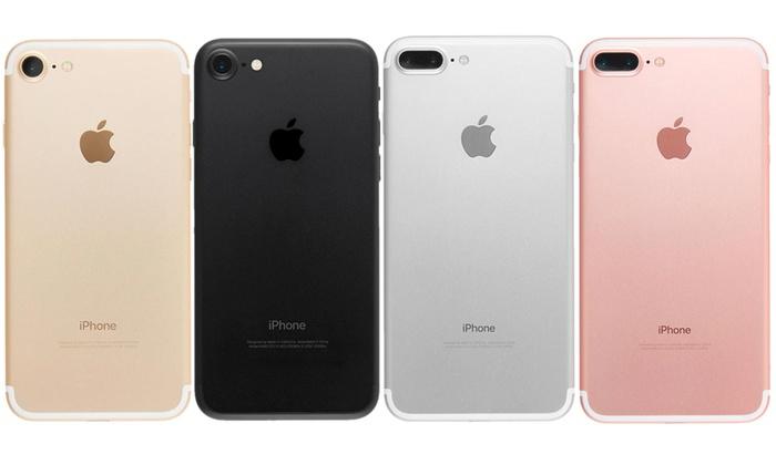 the best attitude 2cc8e cc9c6 Up To 61% Off on Apple iPhone 7/7 Plus/8/8Plus/X | Groupon Goods